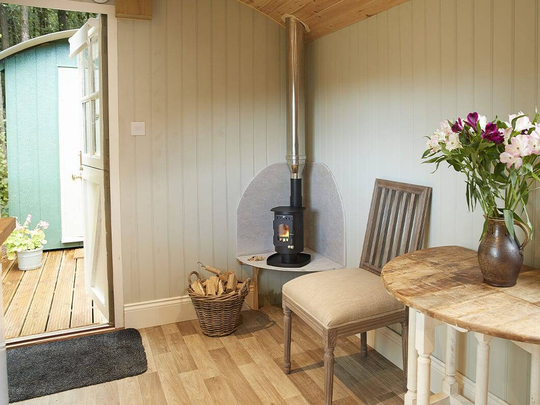 Anne's Shepherds Hut Monmouthshire Wales Fabulous Holiday Cottages 4