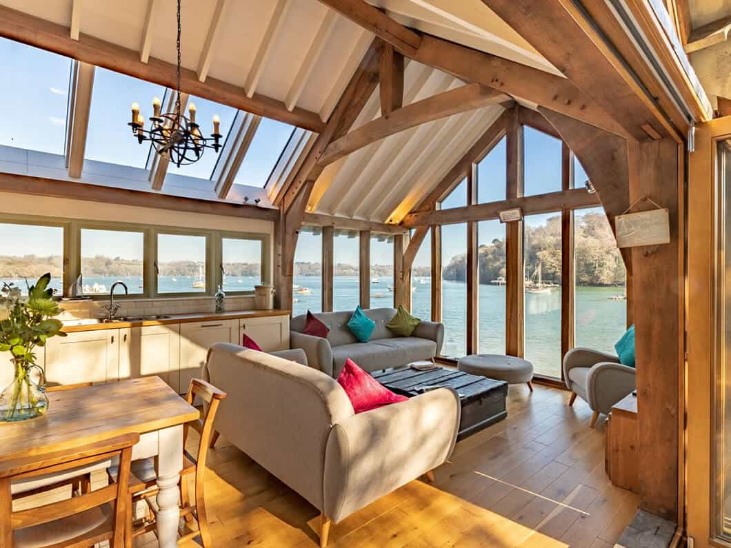 Dartmouth South Devon Large Fabulous Holiday Cottages 24-1