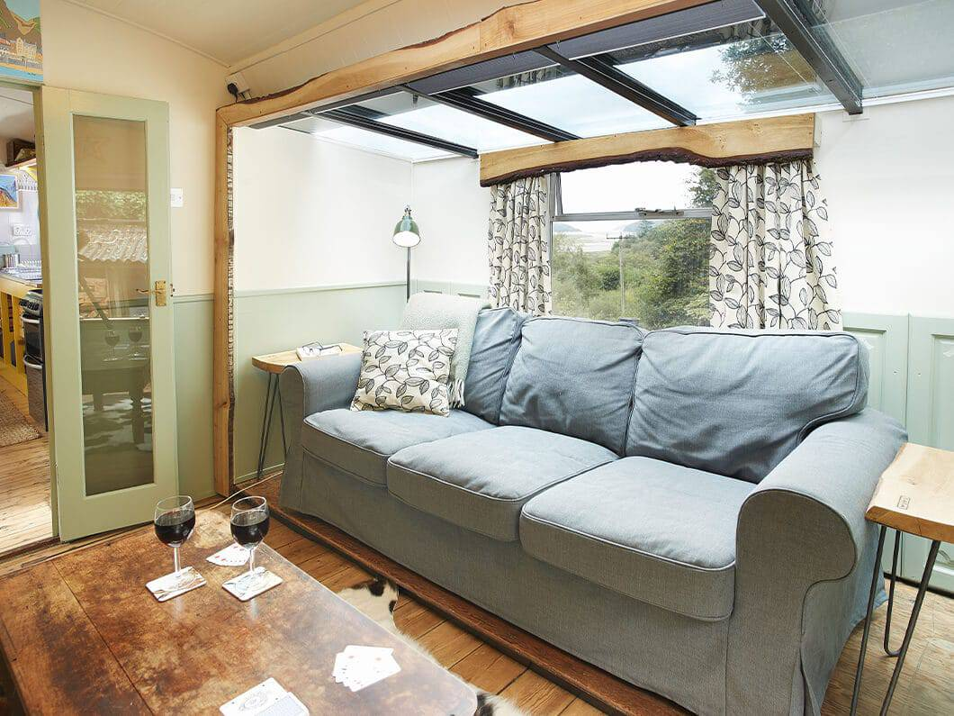 Showman's Wagon Snowdonia Wales Fabuloous Holiday Cottages 5