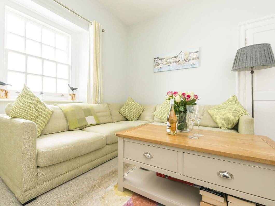 Sally Port Cottage Truro South Cornwall Fabulous Holiday Cottages 4