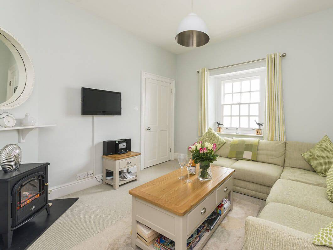 Sally Port Cottage Truro South Cornwall Fabulous Holiday Cottages 5