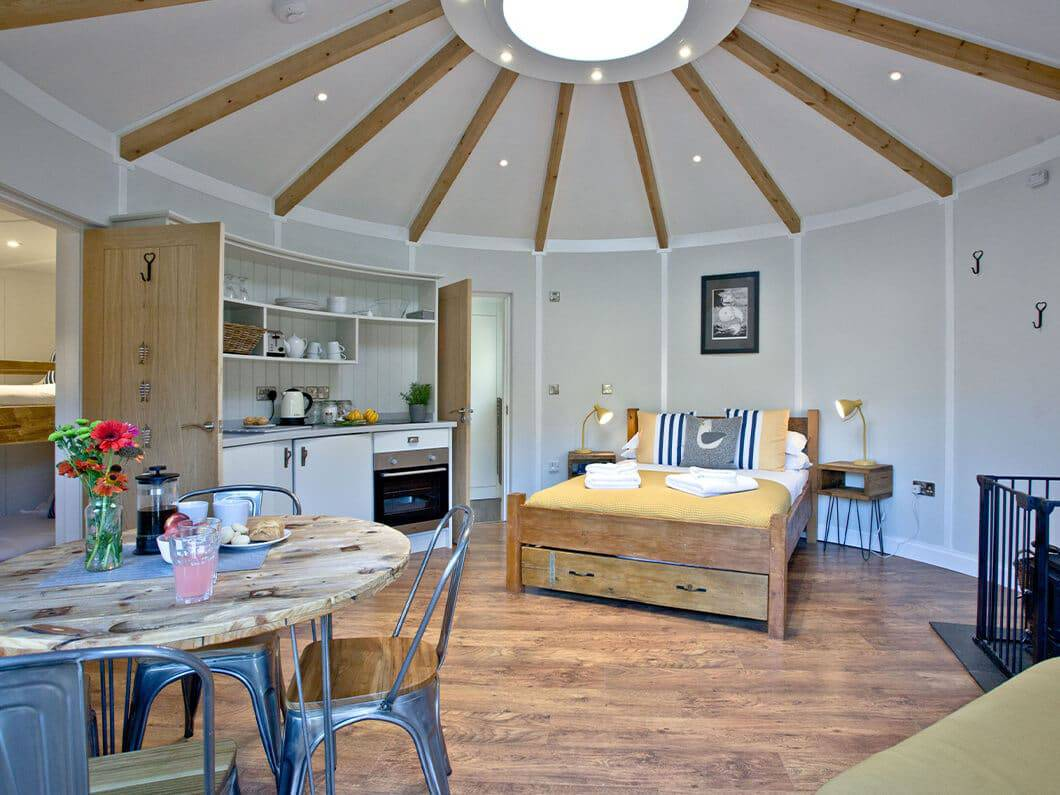 The Boat House Roundhouse Bude North Cornwall Fabulous Holiday Cottages 17-14
