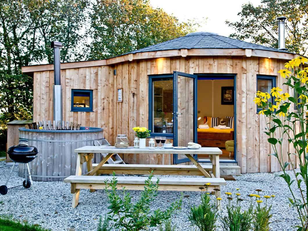 The Boat House Roundhouse Bude North Cornwall Fabulous Holiday Cottages 17-19