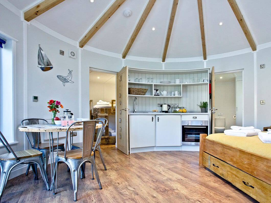 The Boat House Roundhouse Bude North Cornwall Fabulous Holiday Cottages 17-9