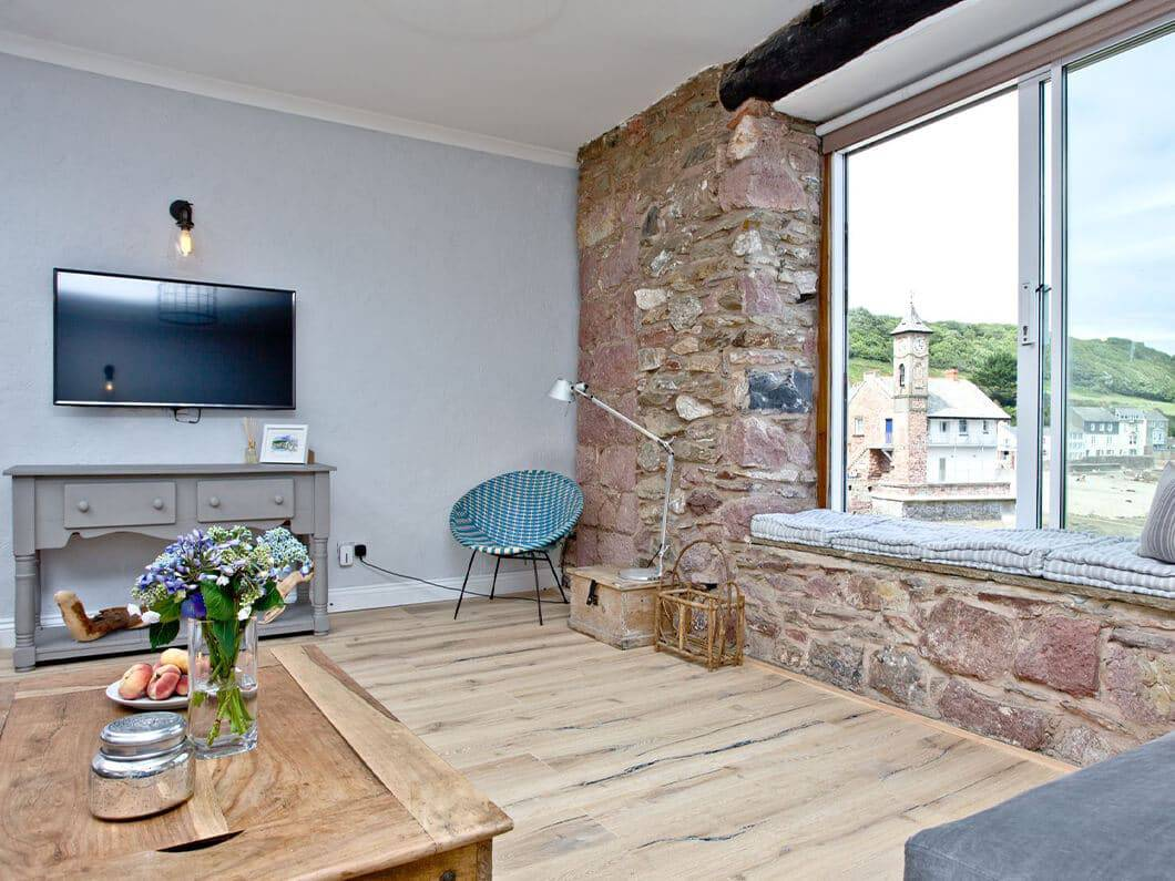 3 Old School House Cawsand South Cornwall Fabulous Holiday Cottages 9