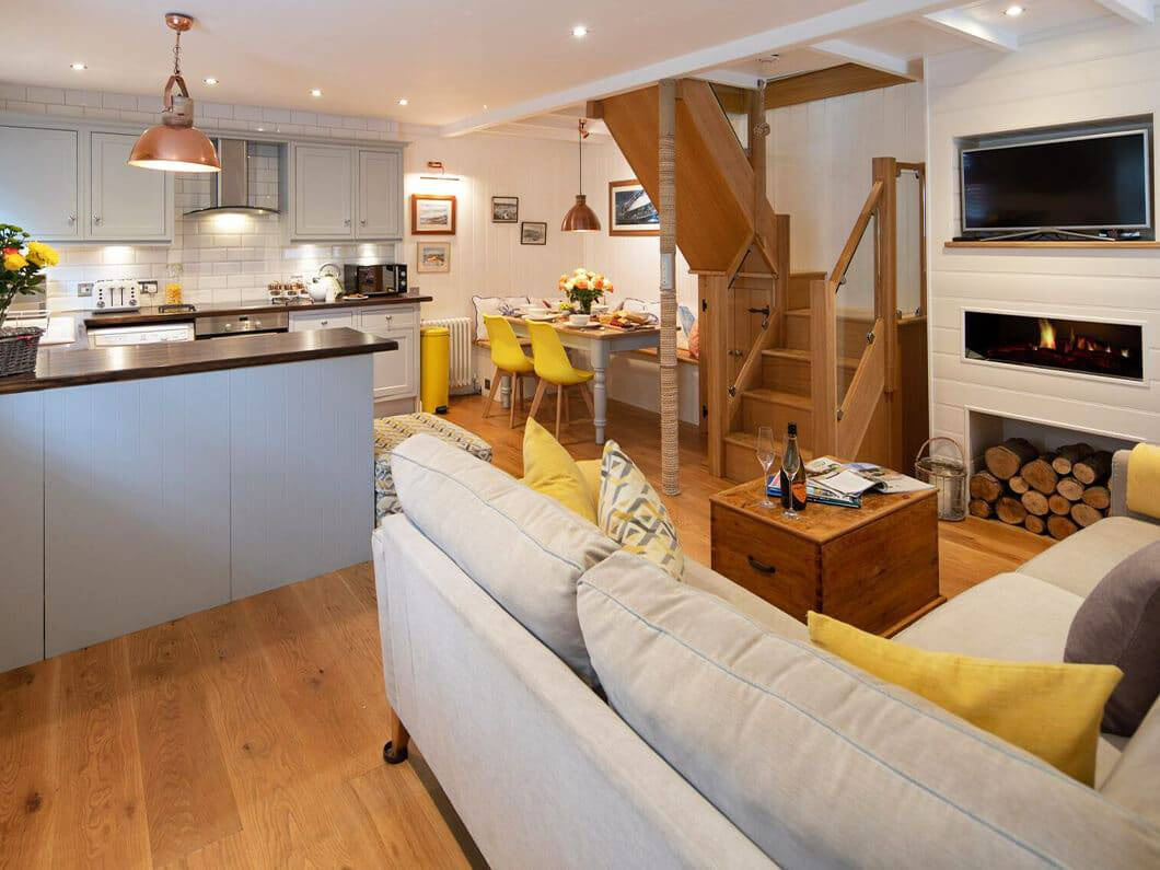 Dartmouth South Devon Fabulous Holiday Cottages 16-4