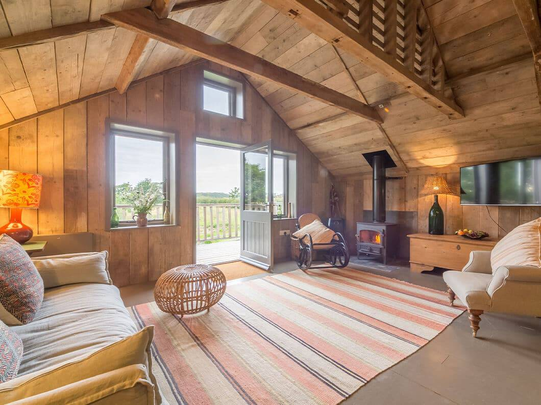 Snow Hall Barn Suffolk Coast Fabulous Holiday Cottages 2