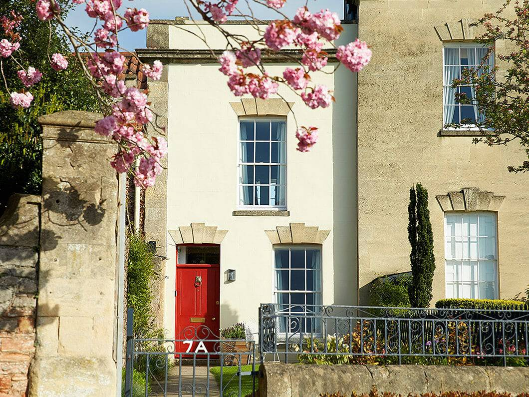 Cathedral Green Wells Somerset Fabulous Holiday Cottages 14-1