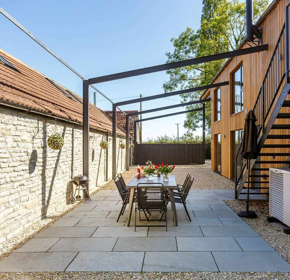 Contemporary Grand Design in Somerset Fabulous Holiday Cottages