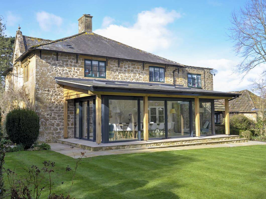 The Dairy House Dillington Estate Ilminster Fabulous Holiday Cottages 1