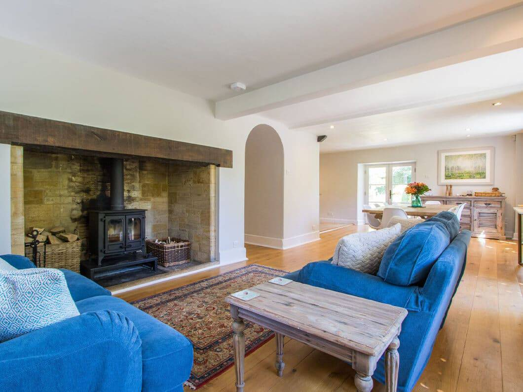 The Dairy House Dillington Estate Ilminster Fabulous Holiday Cottages 4