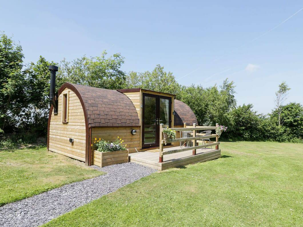 North Wales & Snowdonia Fabulous Holiday Cottages Glamping 1