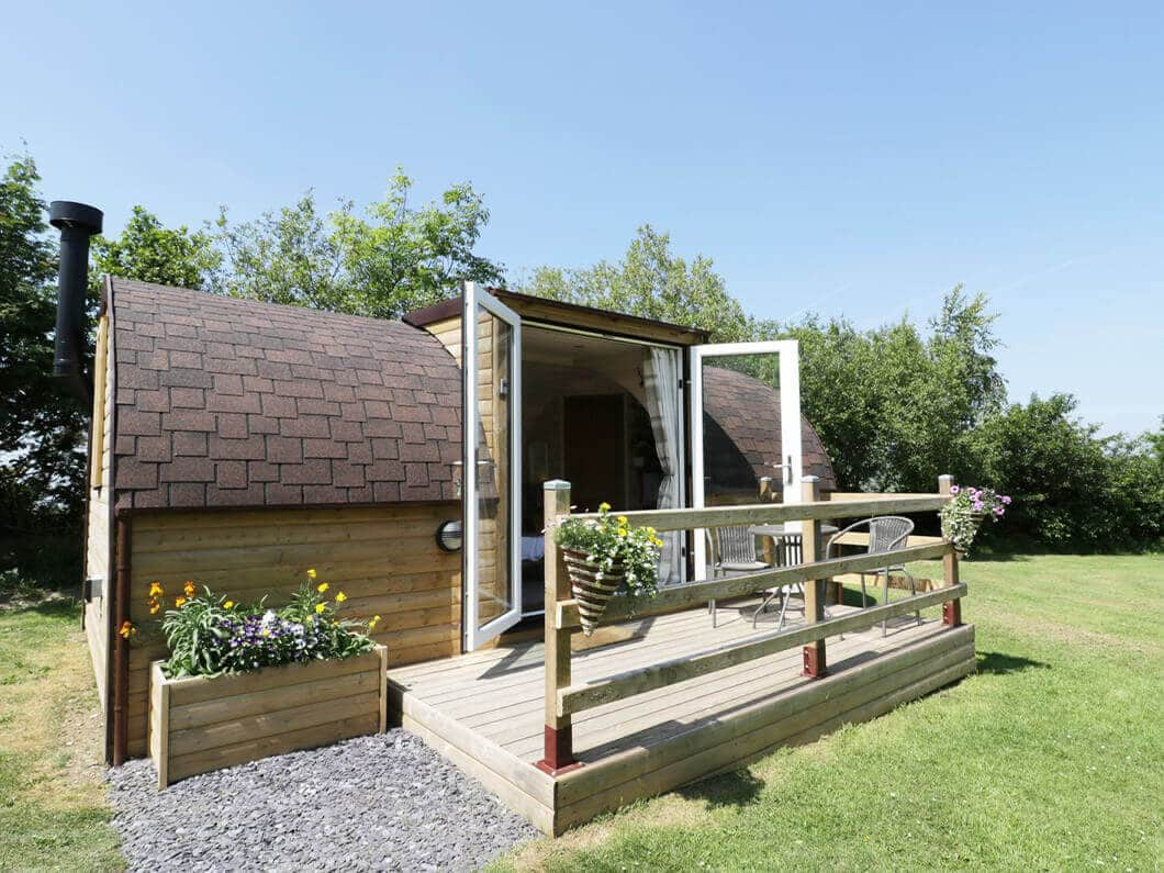 North Wales & Snowdonia Fabulous Holiday Cottages Glamping 11a