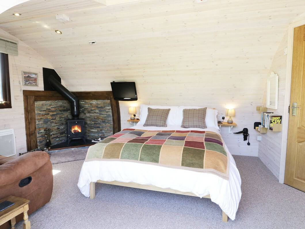 North Wales & Snowdonia Fabulous Holiday Cottages Glamping 2