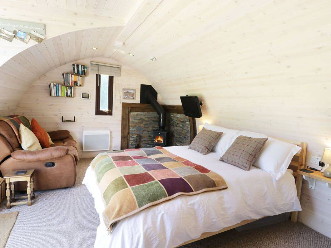 North Wales & Snowdonia Fabulous Holiday Cottages Glamping 4