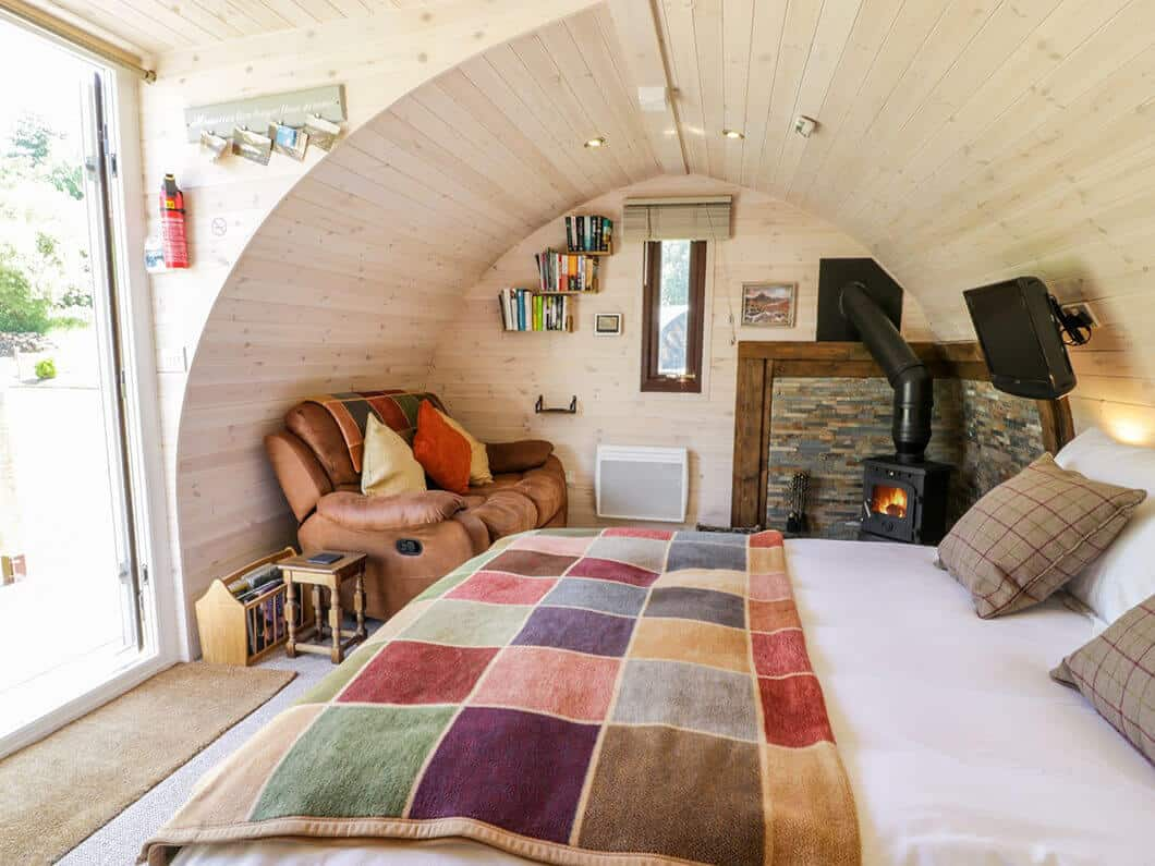 North Wales & Snowdonia Fabulous Holiday Cottages Glamping 5a