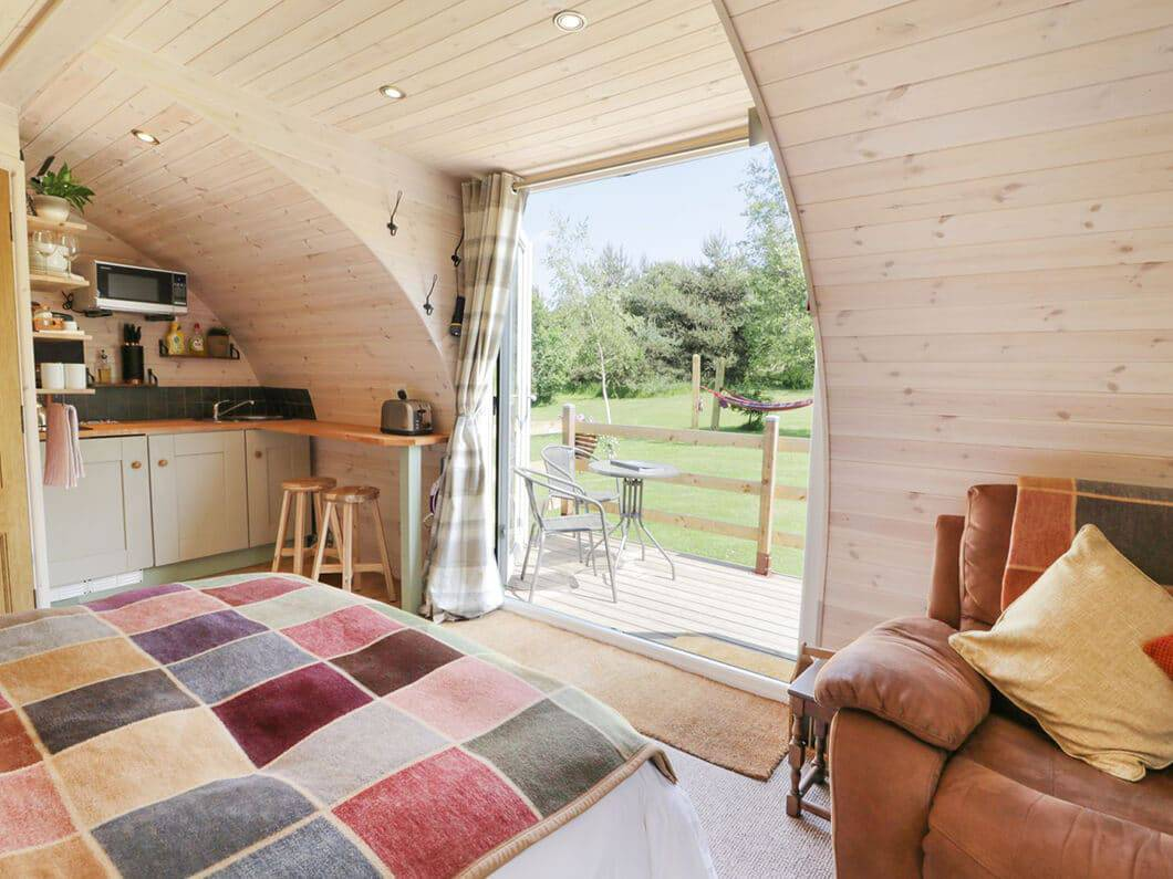 North Wales & Snowdonia Fabulous Holiday Cottages Glamping 7