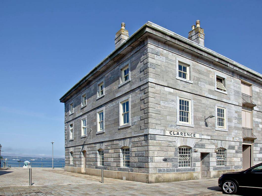 Royal William Yard Plymouth SOuth Devon Fabulous Holiday Cottages 17