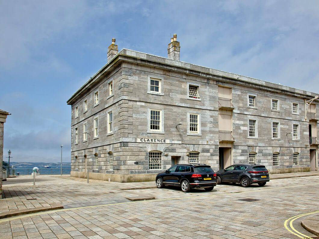 Royal William Yard Plymouth SOuth Devon Fabulous Holiday Cottages 19