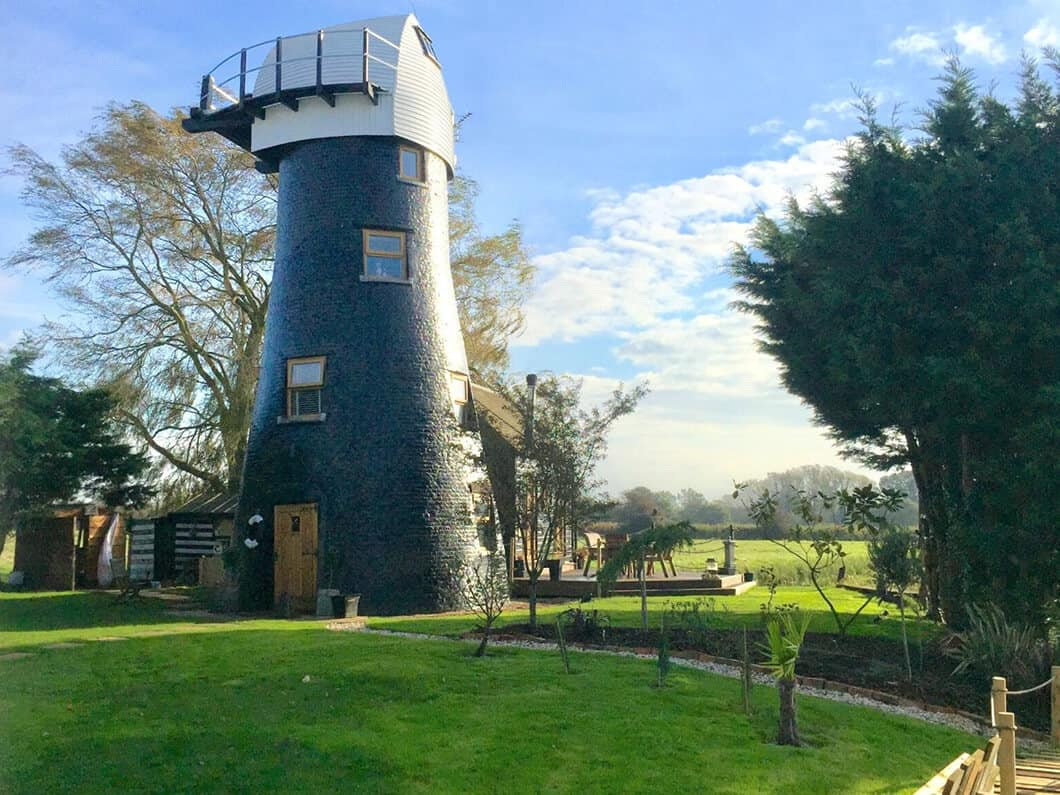 Norfolk Broads Windmill Fabulous Holiday Cottages 1