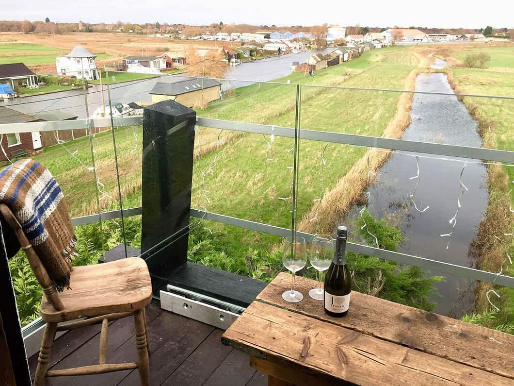 Norfolk Broads Windmill Fabulous Holiday Cottages 14
