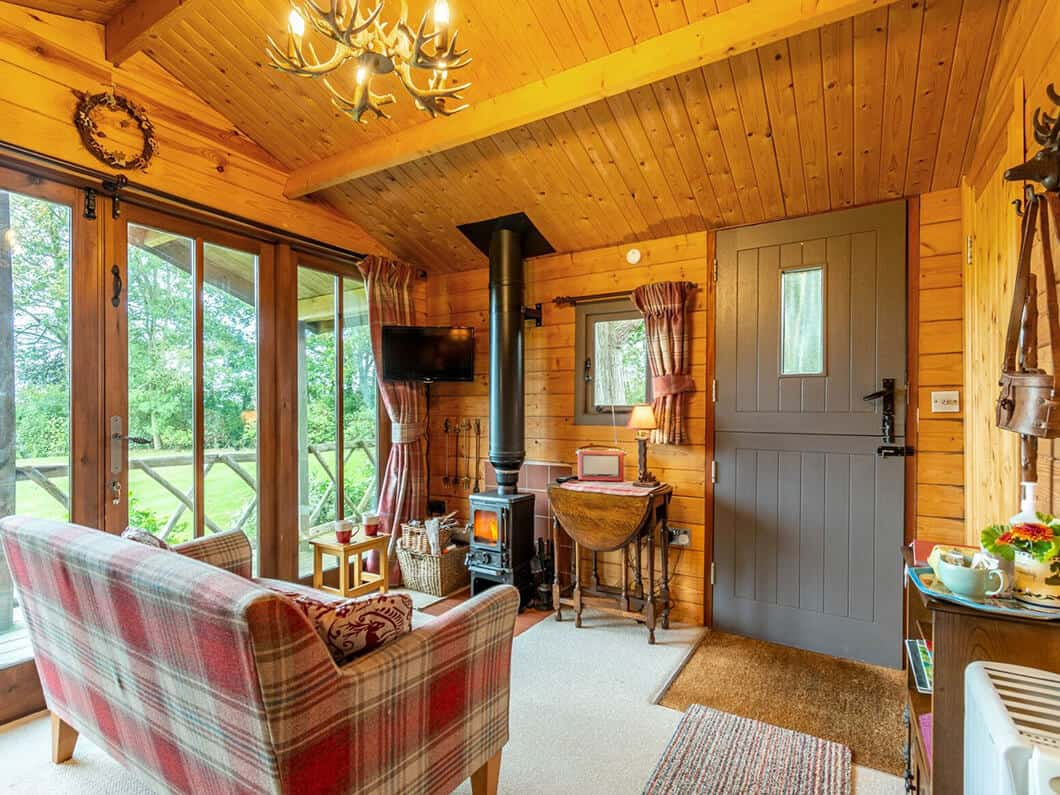 Sussex Coast Romantic Cabin Fabulous Holiday Cottages 4