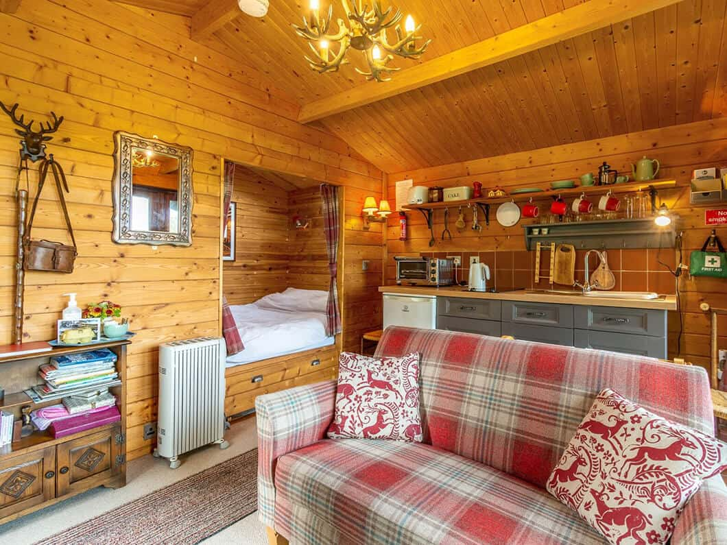 Sussex Coast Romantic Cabin Fabulous Holiday Cottages 7