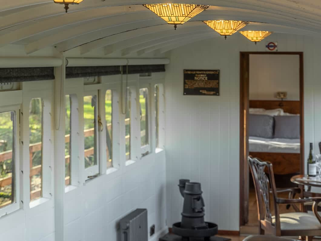 The Railway Carriage Rural Norfolk Fabulous Holiday Cottages 12