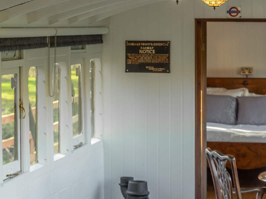 The Railway Carriage Rural Norfolk Fabulous Holiday Cottages 14