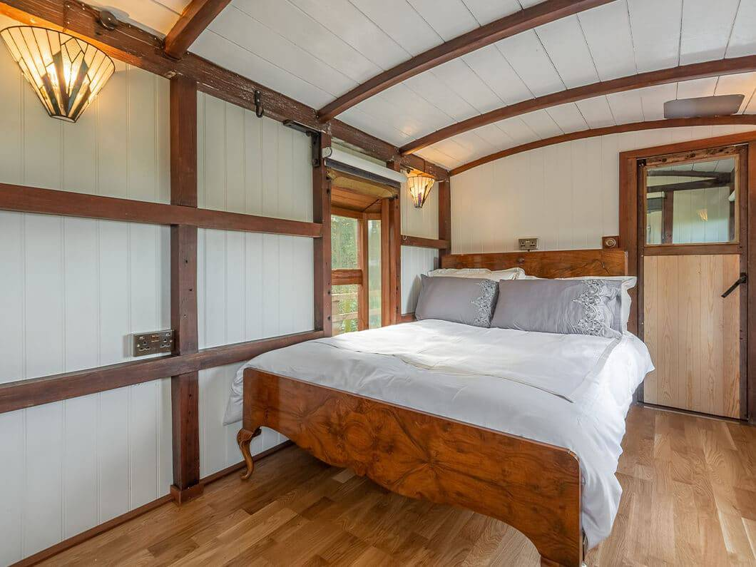 The Railway Carriage Rural Norfolk Fabulous Holiday Cottages 17