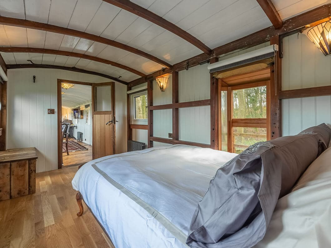 The Railway Carriage Rural Norfolk Fabulous Holiday Cottages 19