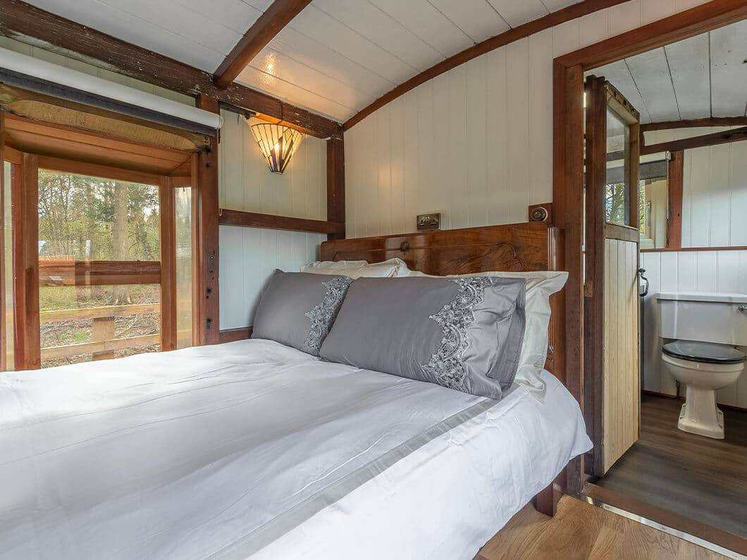 The Railway Carriage Rural Norfolk Fabulous Holiday Cottages 20