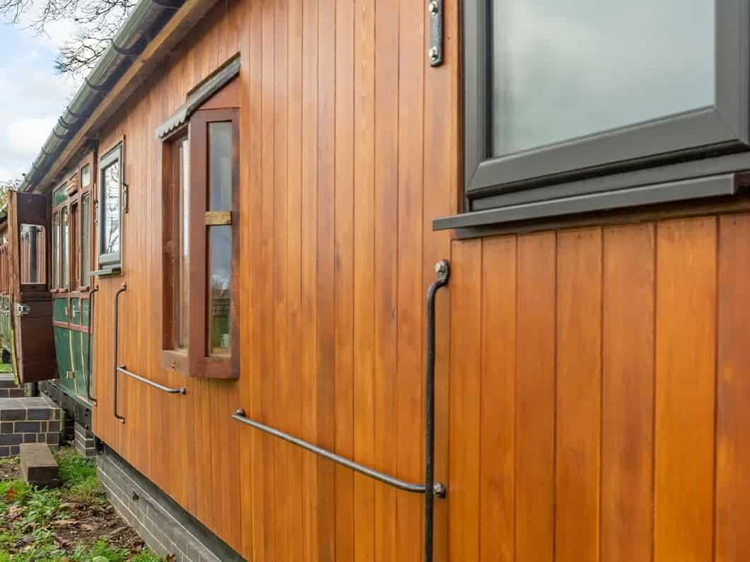 The Railway Carriage Rural Norfolk Fabulous Holiday Cottages 22