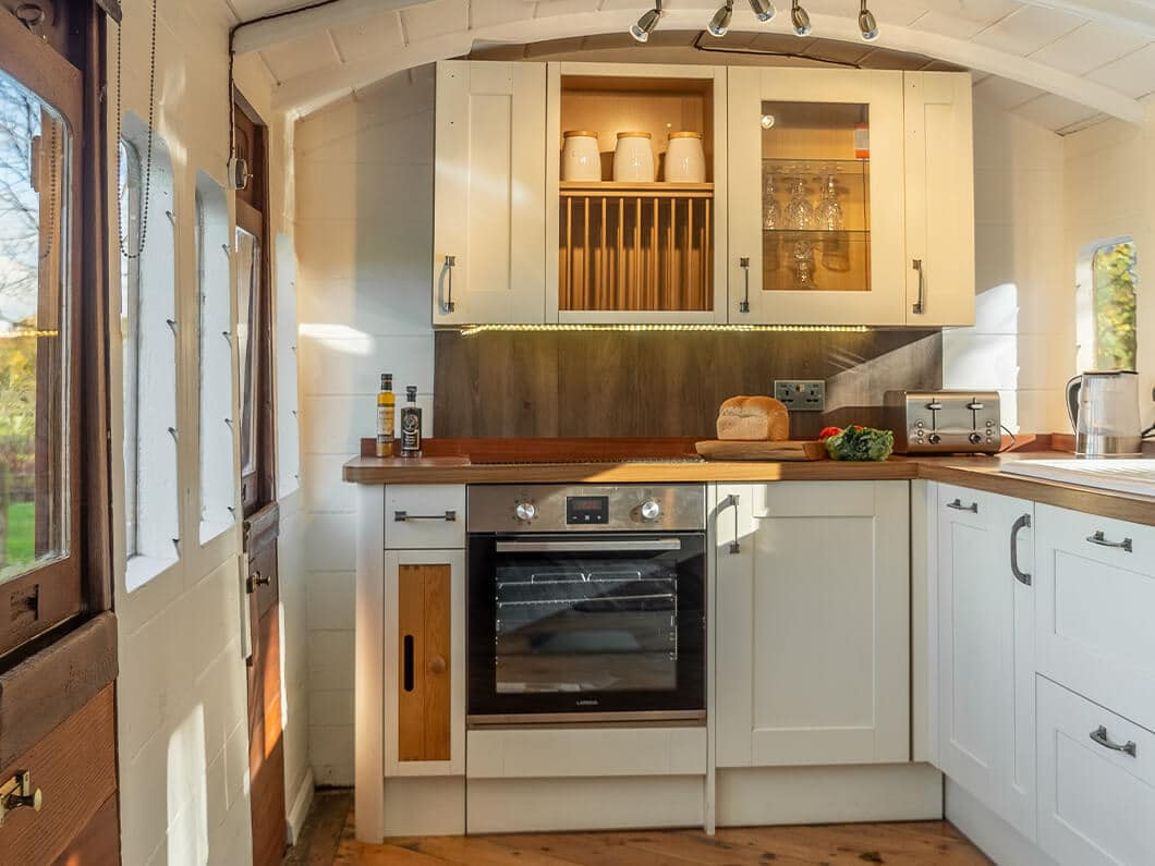 The Railway Carriage Rural Norfolk Fabulous Holiday Cottages 7